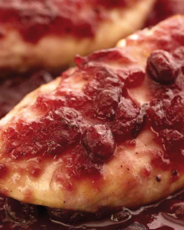 cranberry chicken