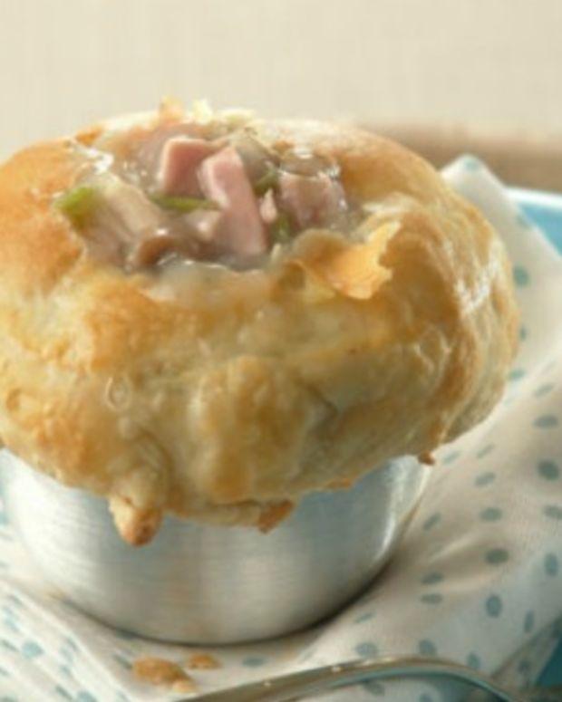 smoked chick pie