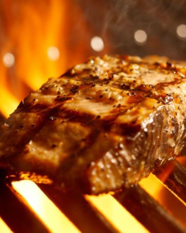 risks of grilling