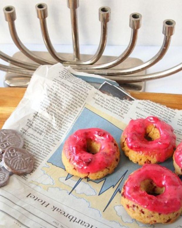 cranberry-doughnuts