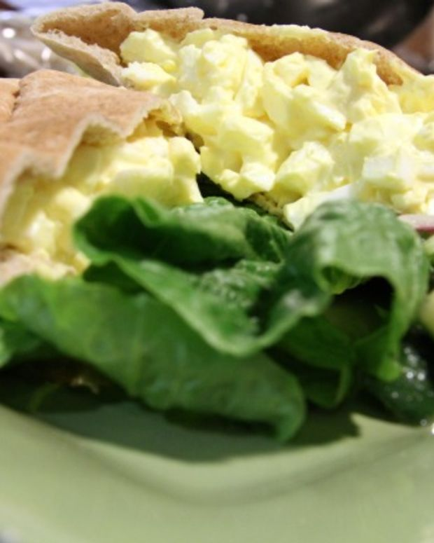 egg salad main