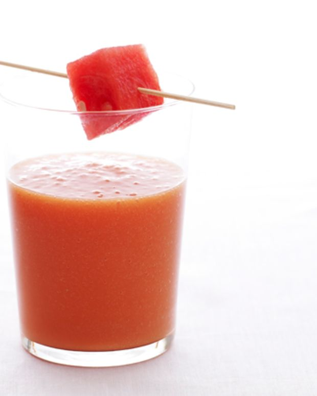 watermelon mango smoothie
