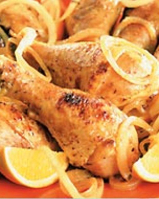 Cuban Style Braised Chicken