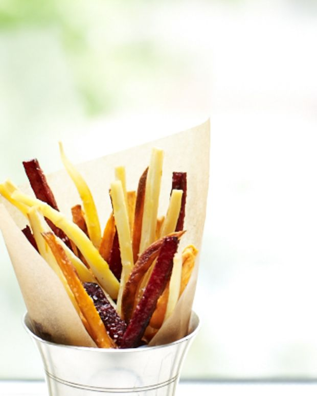 Vegetable Fries