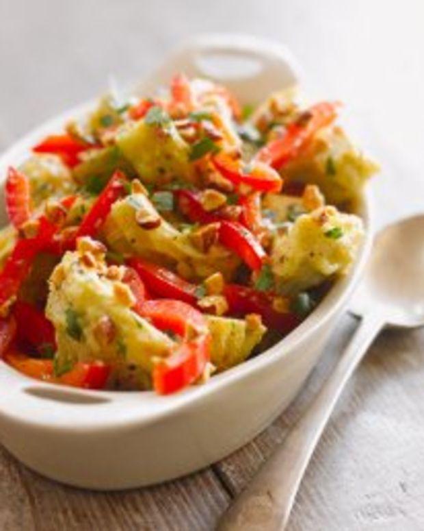 Lemon Herb artichoke Salad
