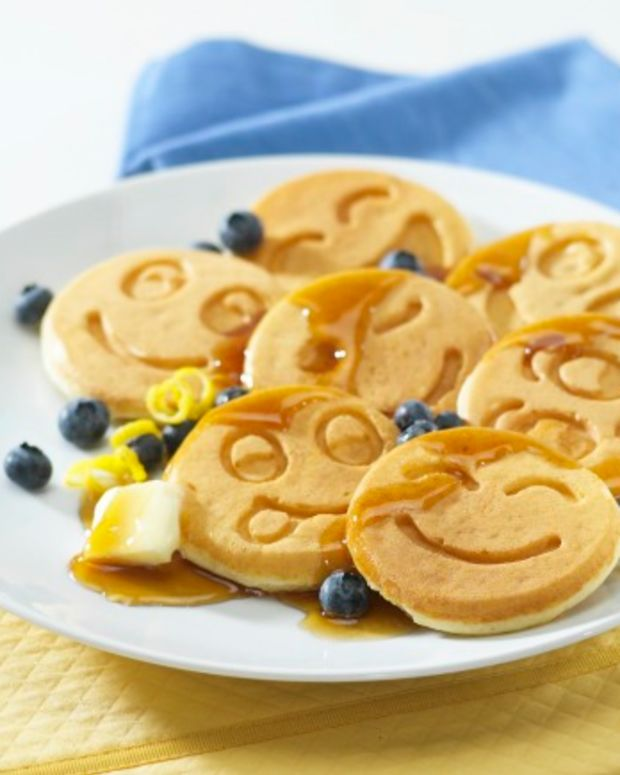 Smiley Pancake