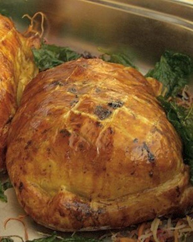 Chicken Wellington