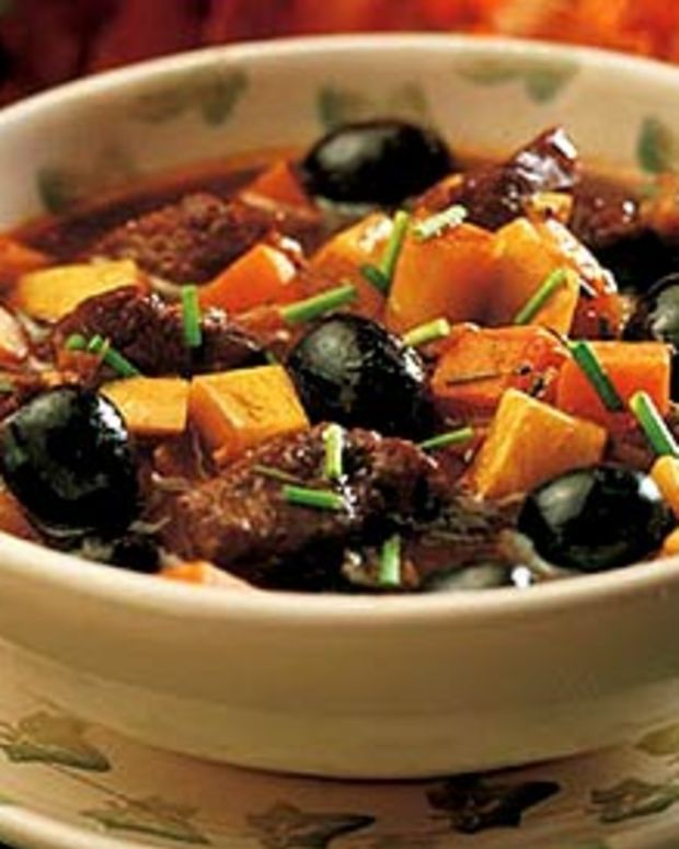 Autumn Lamb Stew