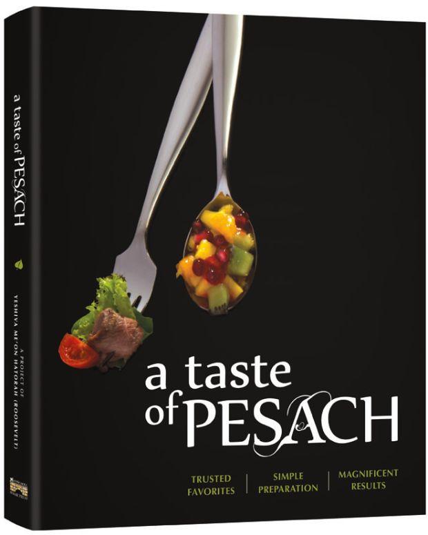 Taste of Pesach_dust jacket-2.indd