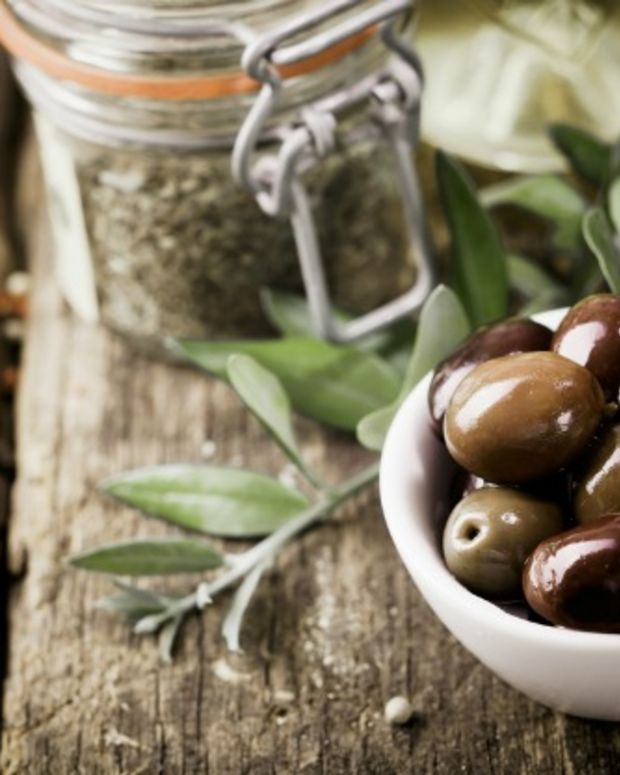 why i love olives