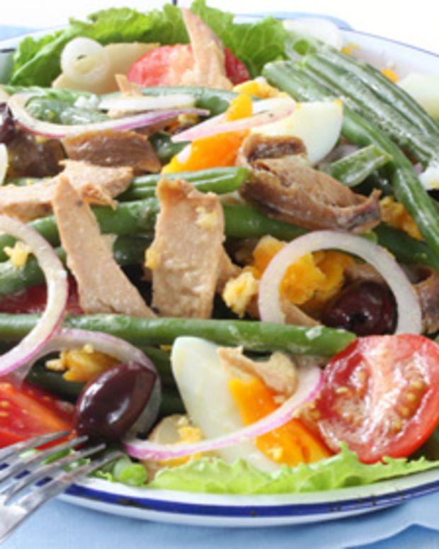 Fish-Salad
