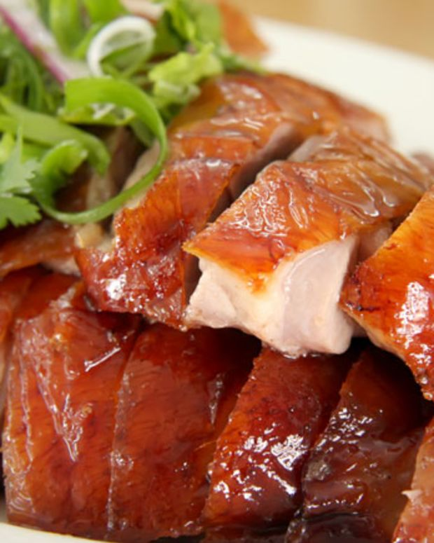 Pan Roasted Duck