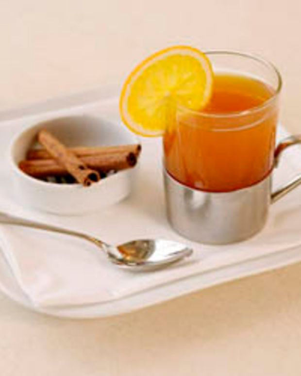 Orange-Spice Tea