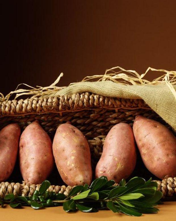 Sweet Potato Medley