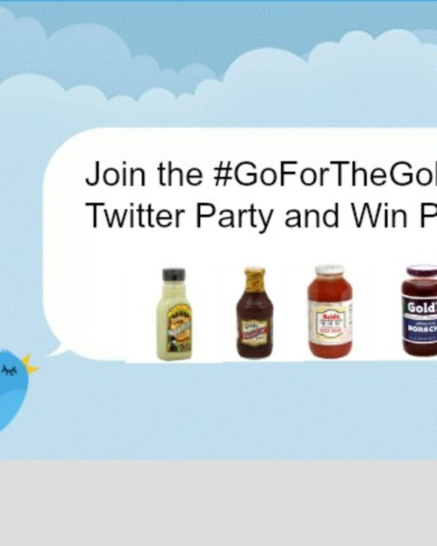 golds twitter party