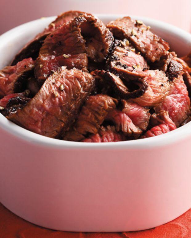 Sweet Balsamic Steak