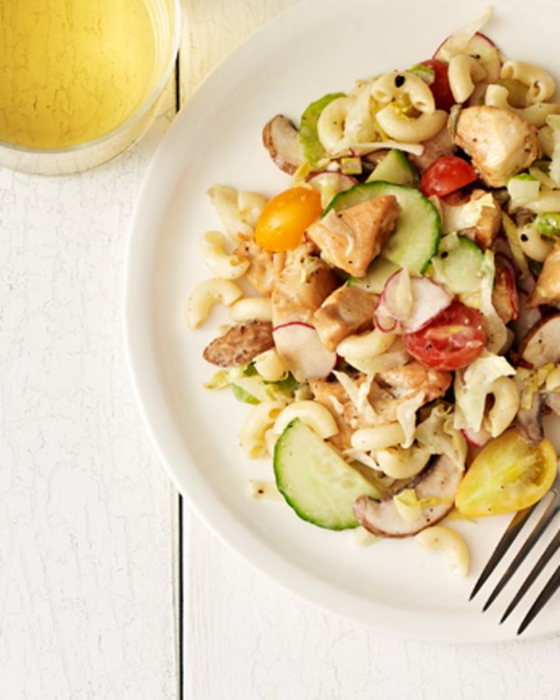 Loaded Turkey Salad