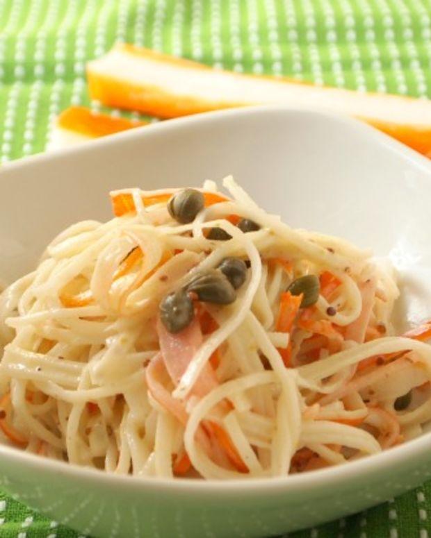 Mock Crab Salad