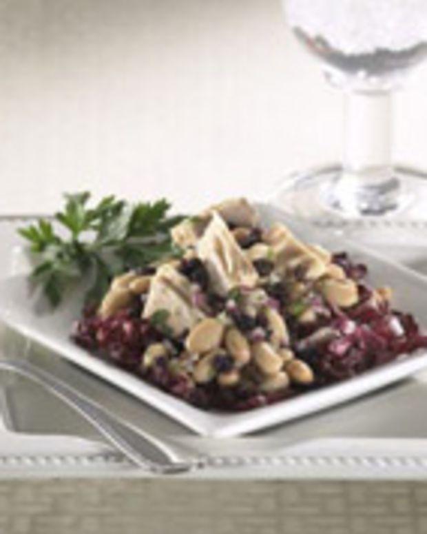 Tuscan-Style White Bean and Tuna Salad