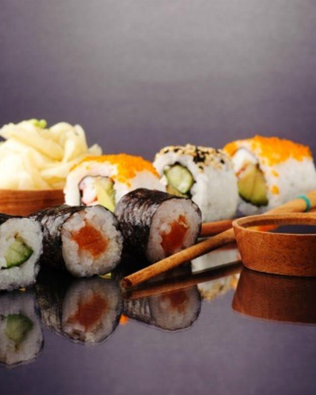sushi diet
