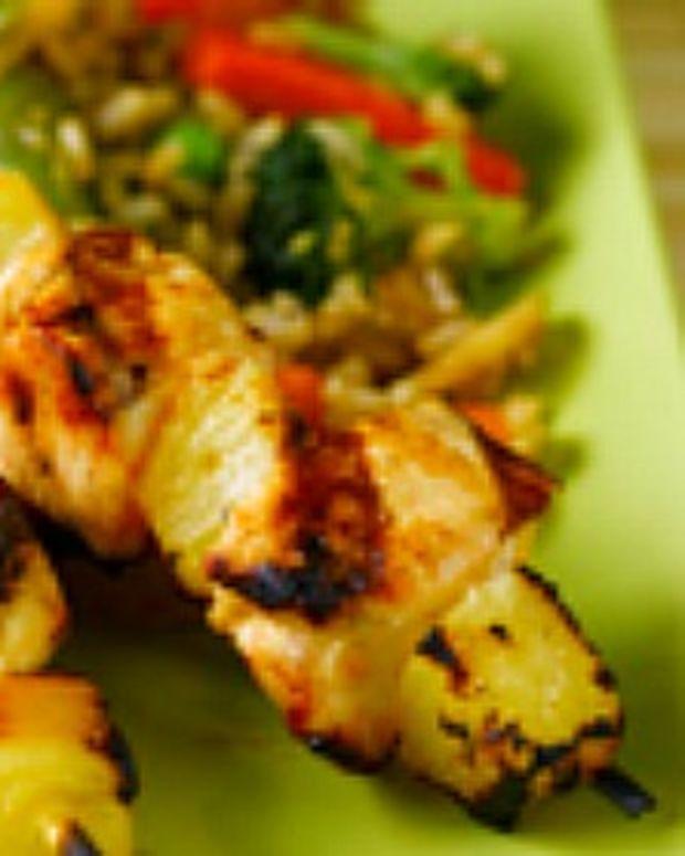 Hawaiian Huli Huli Chicken