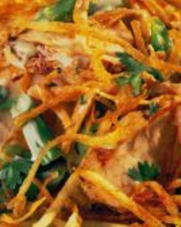 Salpicao-Idaho and Chicken Salad