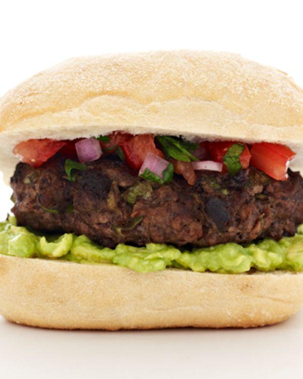Southwestern Beef Burger