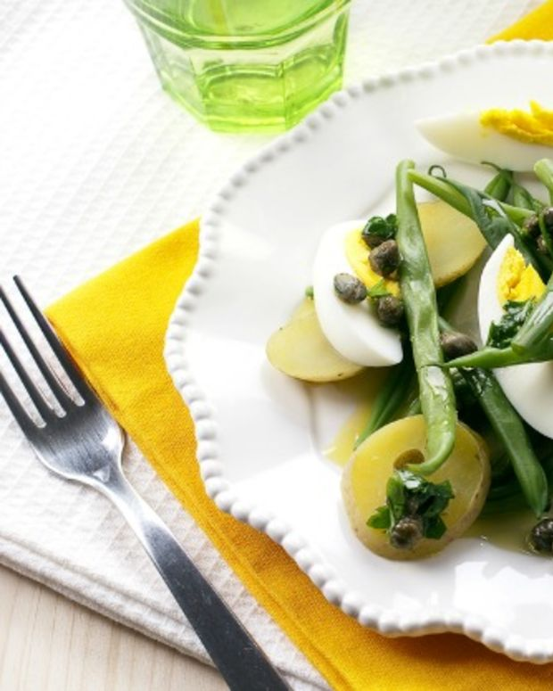 green-bean-potato-salad