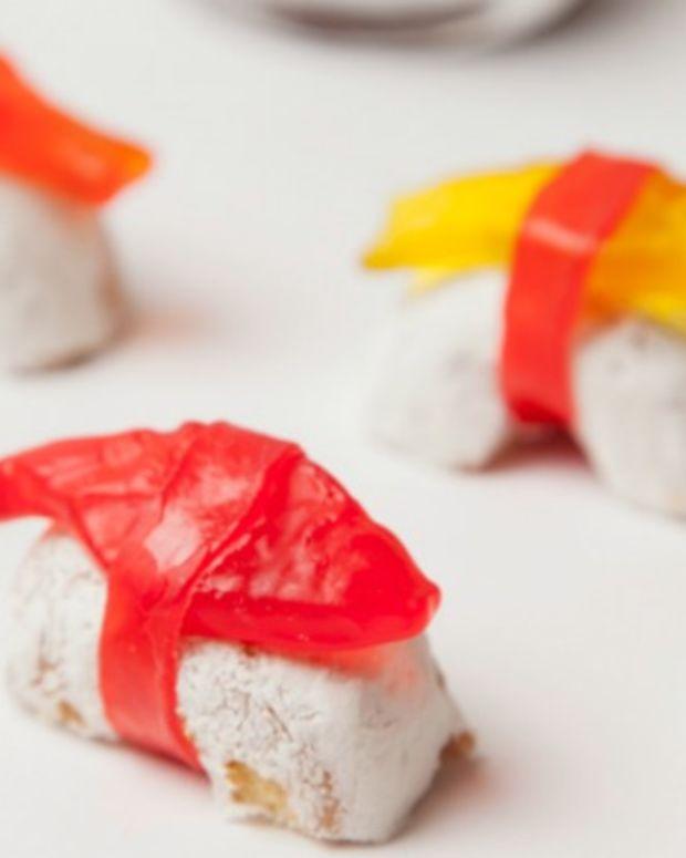 sushi doughnuts