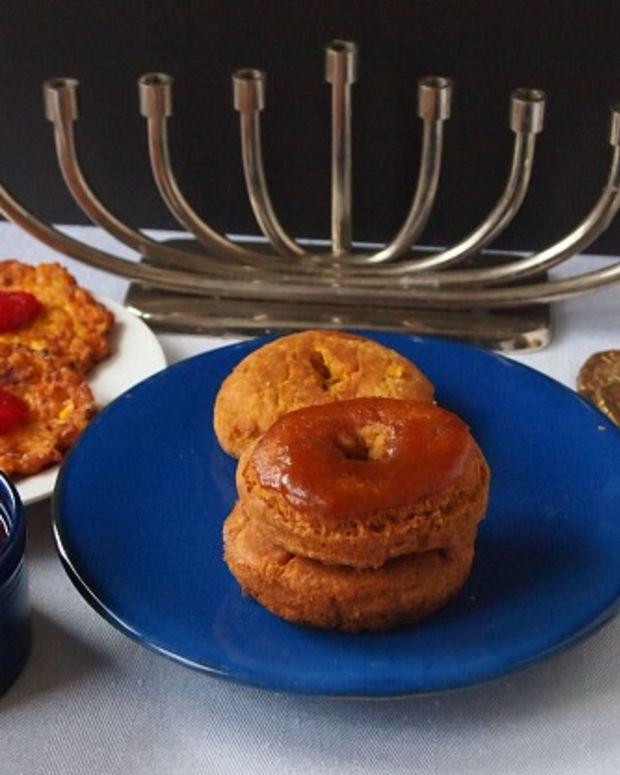 Pumpkin Donuts Recipes