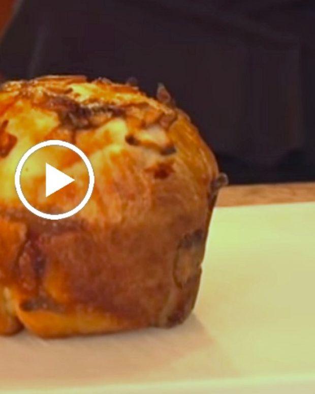 Watch Challah Onion Pockets