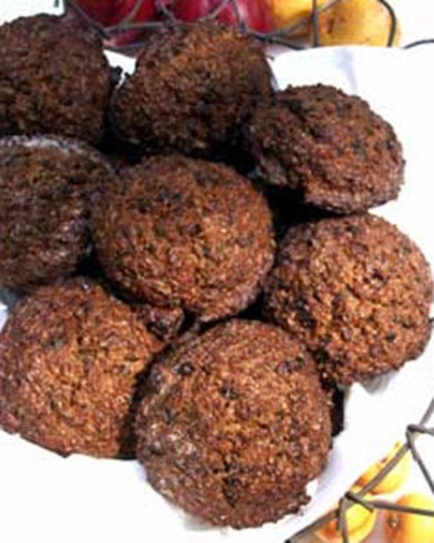 Bran Muffins with California Raisins