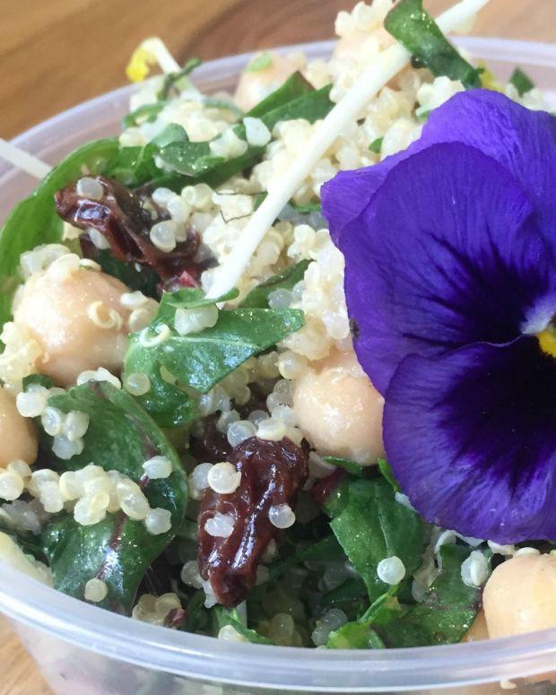Fala Me to Melrose Salad