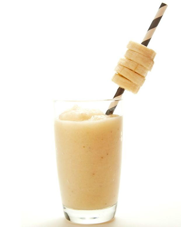 the banana frozen cocktail