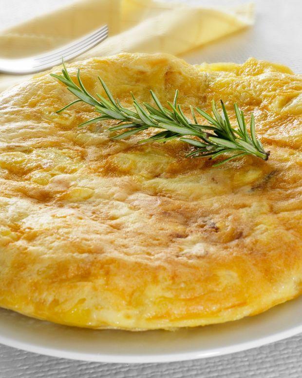 Mediterranean Jack Omelet