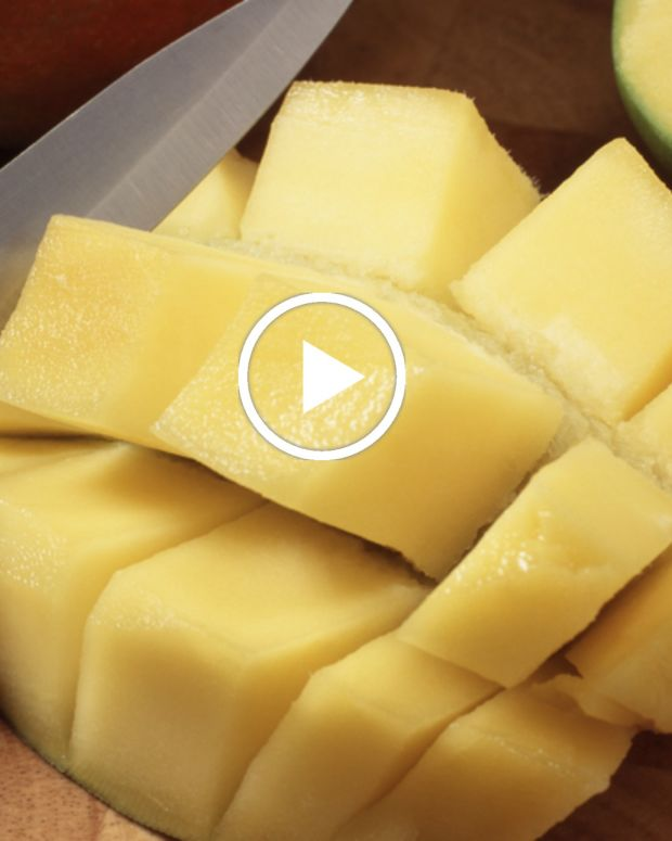 How To Cut a mango video