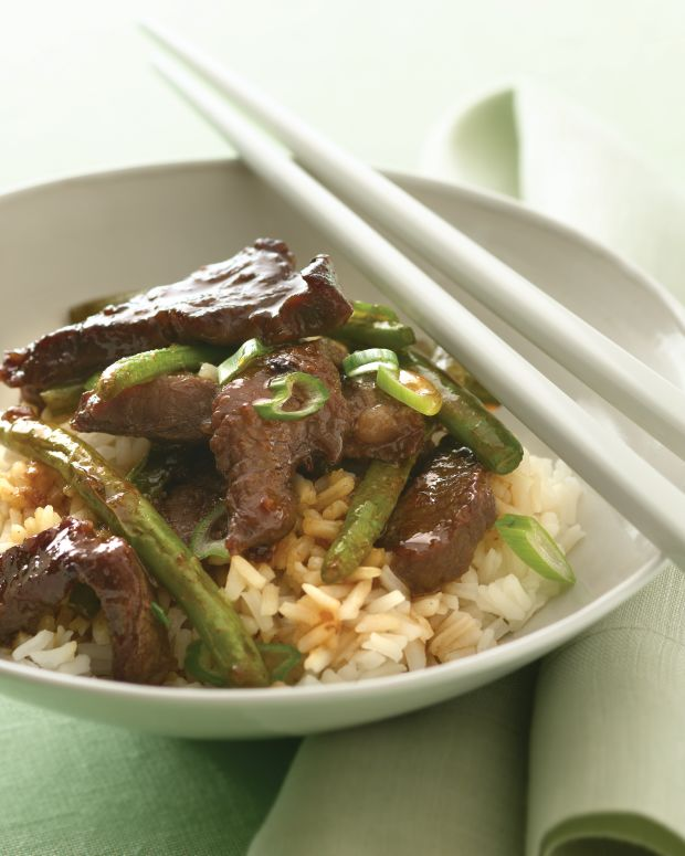Beef and Green Bean Stir Fry Large