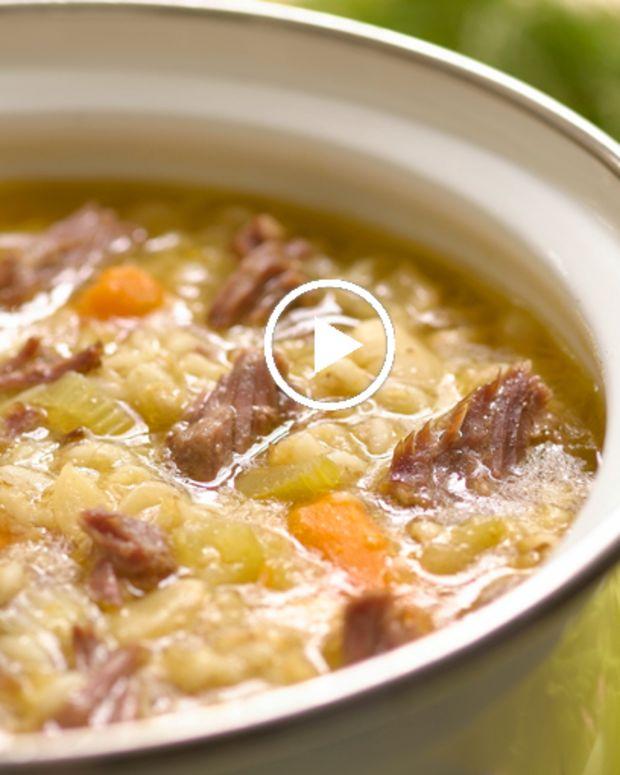 Beef Porridge Video