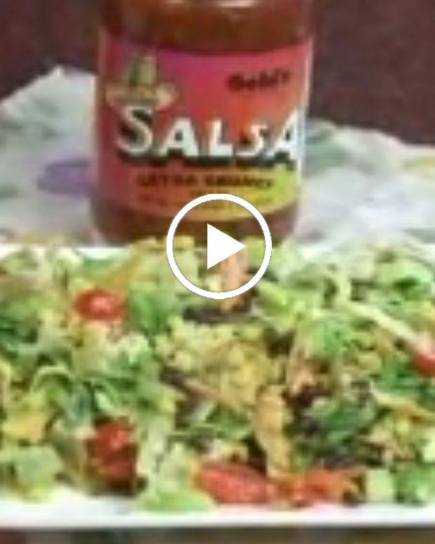 Mexican Taco Salad Video