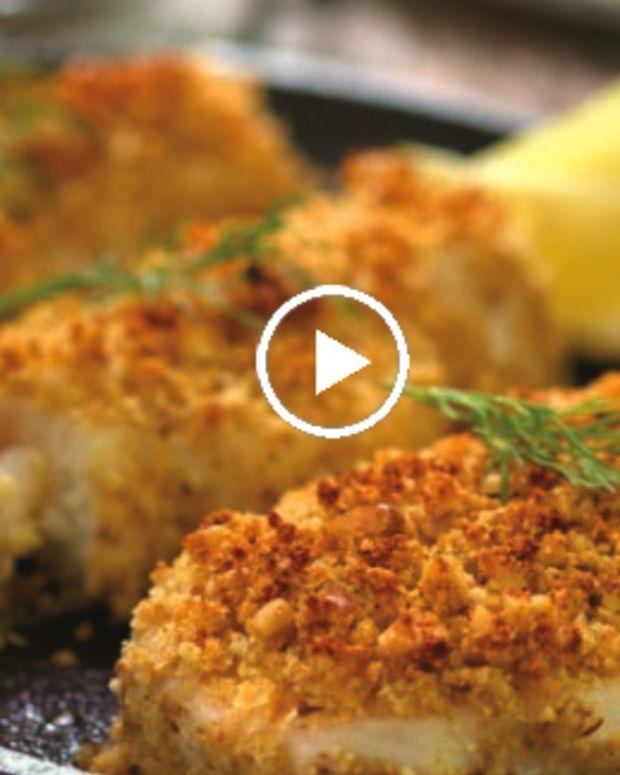 Chilean Sea Bass Video