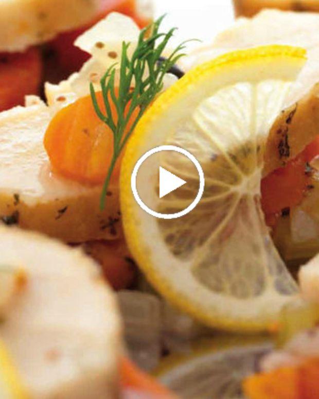 Spiced Gefilte Fish Video