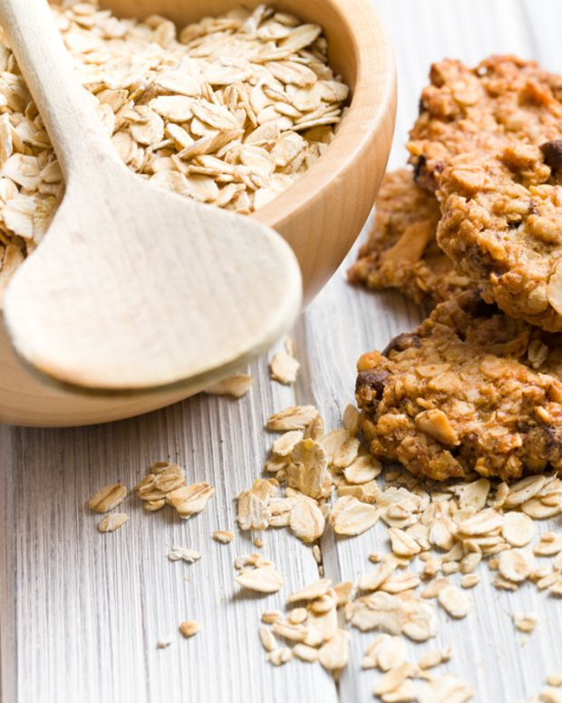 old-fashioned oatmeal cookie mix
