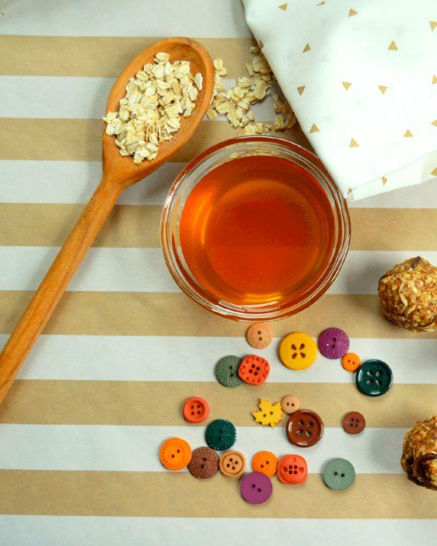 Palmetto Honey Energy Bites
