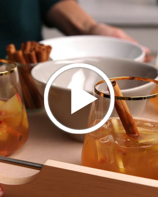 Plum Cocktail Video for Fall