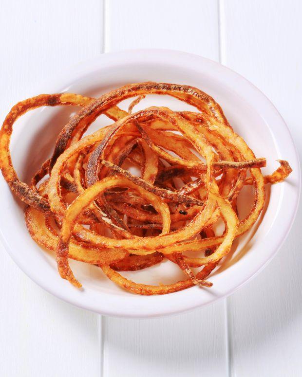 Crispy Onion Strings