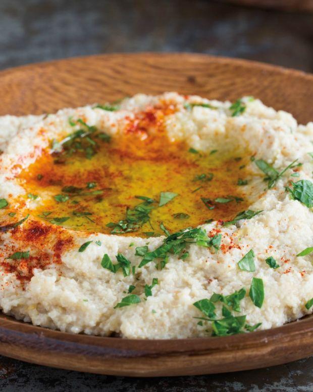 quinoa hummus