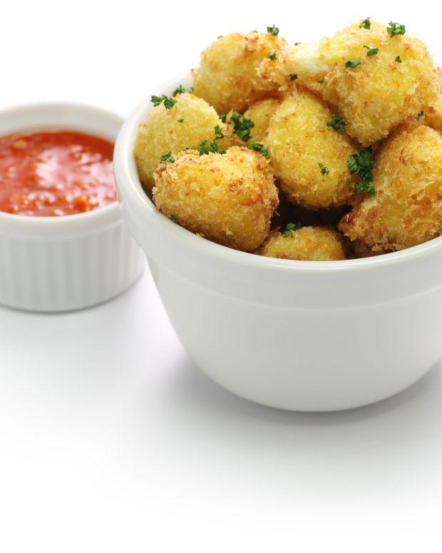 Cauliflower Popxorn