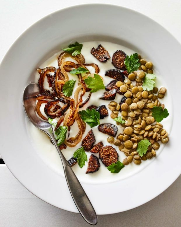 Lentil_Yogurt_Bowl