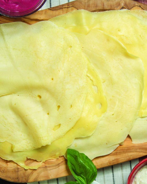 Basic Crepe