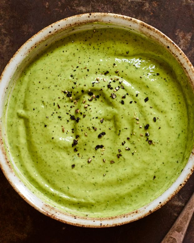 green tahini